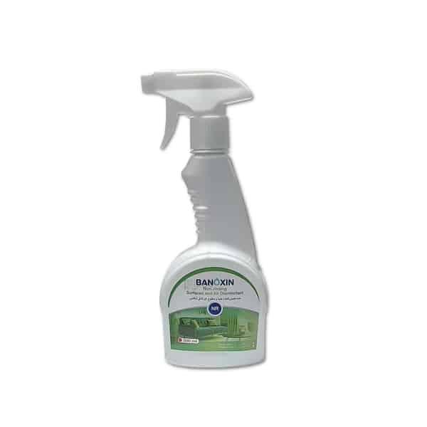 ضد عفونی کننده هوا و سطوح بانوکسین